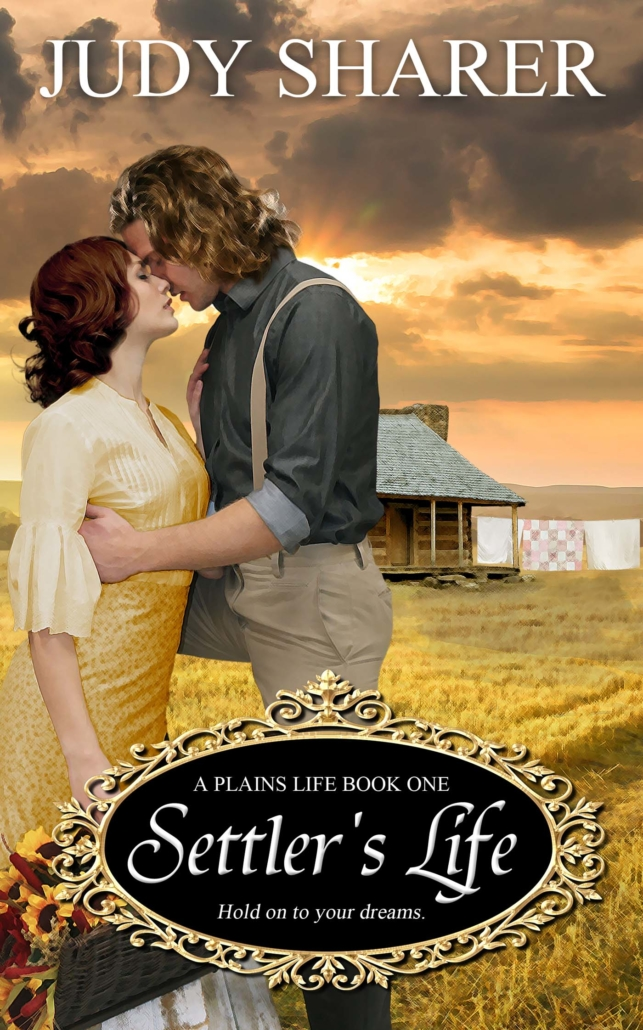 A Plains Life Book 1: A Settlers Life Cover